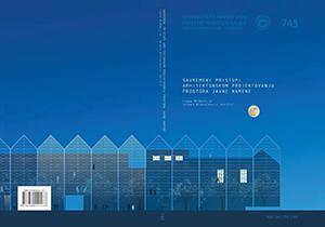 Udžbenik-Savremeni pristup arhitektonskom projektovanju prostora javne namene