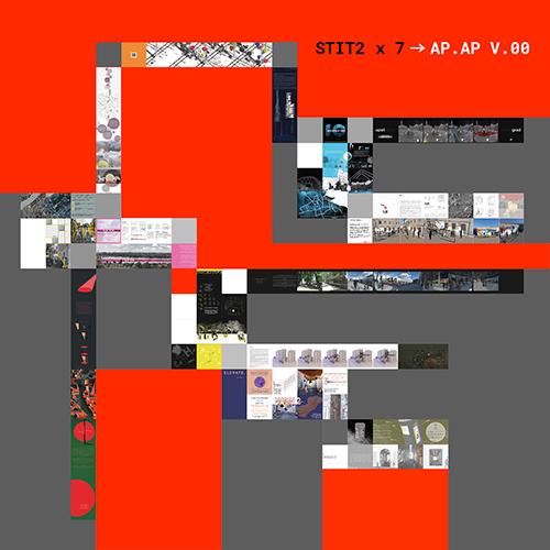 STIT2 x 7 → AP.AP V.00 / Street art: Strategija za promociju