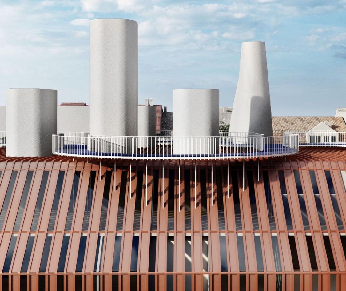 MIXED-USE CHALLENGE 2021: Studio 02A – Stanovanje za savremeni grad
